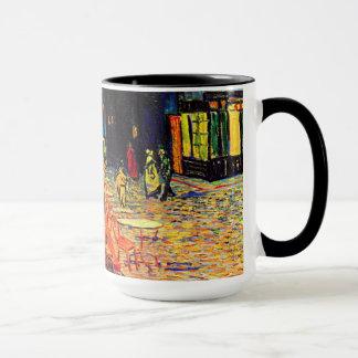 Cafe Terrace Place du Forum Van Gogh Fine Art Mug