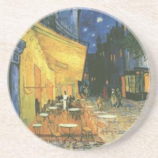 Cafe Terrace - Vincent van Gogh Drink Coaster