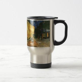 Cafe Terrace - Vincent van Gogh Travel Mug