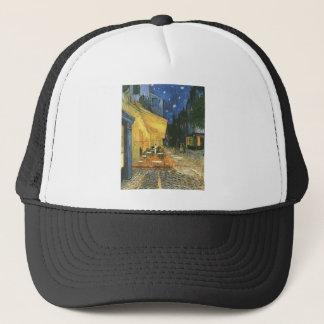 Cafe Terrace - Vincent van Gogh Trucker Hat