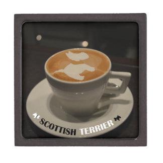 Café Terrier Caja De Joyas De Calidad