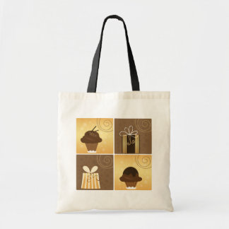 Cafe Tote Canvas Bags