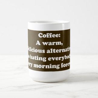 Café: Una TAZA alternativa caliente, deliciosa