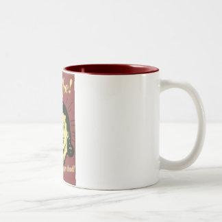¡Café Usted puede dormir cuando usted es taza mue
