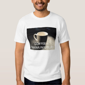 CAFÉ = UTILIDAD MÁXIMA PLAYERAS