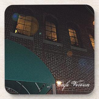 Cafe Verona on Independence Square, Indep. Mo. Coaster