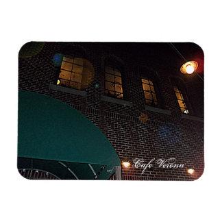 Cafe Verona on Independence Square, Indep. Mo. Magnet