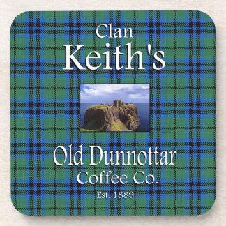 Café viejo Co. de Dunnottar de Keith del clan Posavaso
