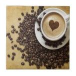Café y amor teja