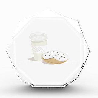 Café y buñuelo