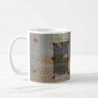 Café y el acolchar taza de café