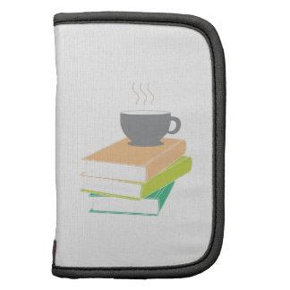 Café y libros organizador