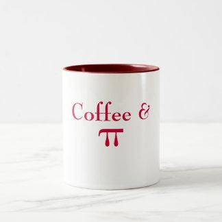 Café y taza del pi
