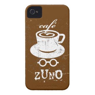 Cafe Zuno - iPhone4 - iPhone 4 Case