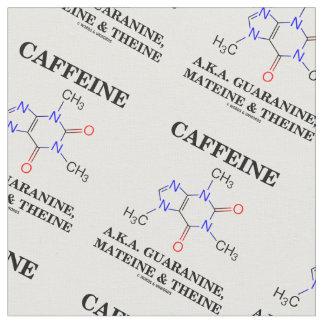 Cafeína A.K.A. Guaranine Mateine Theine Telas