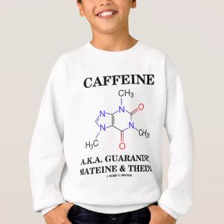 Cafeína A.K.A. Guaranine, Mateine y Theine Sudadera