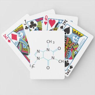 Cafeína Baraja Cartas De Poker