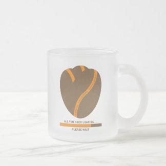 Cafeína. Conexiones. Conversaciones… (© Mira) Tazas De Café