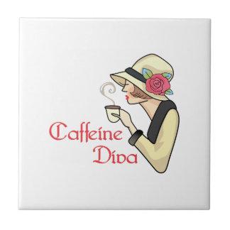 Cafeína Dida Azulejo Ceramica