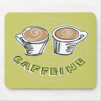 Cafeína Mousepad 2 Tapetes De Raton