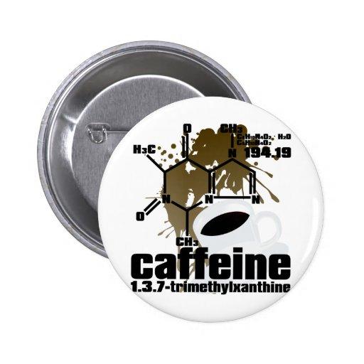 Cafeína Pin