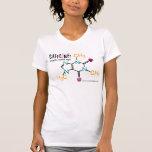 Cafeína: versátil, confiable, legal camiseta