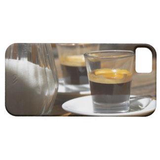 Cafékultur iPhone 5 Cases