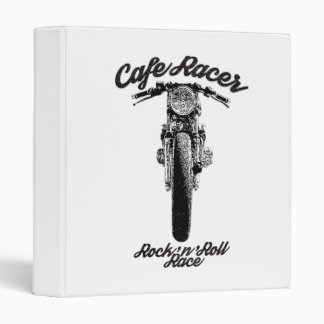 CafeRacer Rockers Binder