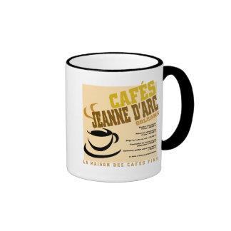 Cafes Jeanne D'Arc Coffee Mug