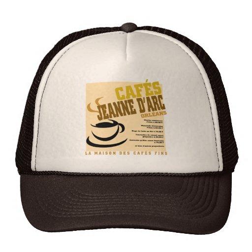 Cafes Jeanne D'Arc Trucker Hat