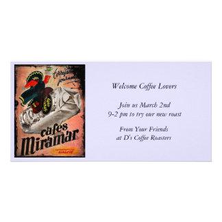 Cafes Miramar Coffee Card