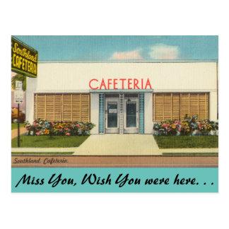 Cafetería de la Florida, Southland Postales