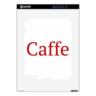 Caffe - Deep Learning Framework Skins For The iPad 2