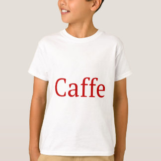 Caffe - Deep Learning Framework T-Shirt