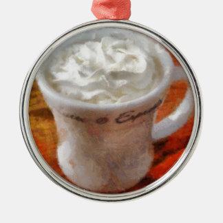Caffe Latte Ornamento De Reyes Magos
