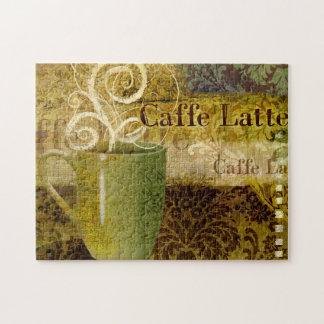 Caffe Latte Jigsaw Puzzle