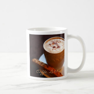 Caffe Latte Taza