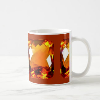 Caffè Mocha Chocolate/Coffee/Citrines by SHARLES Coffee Mug