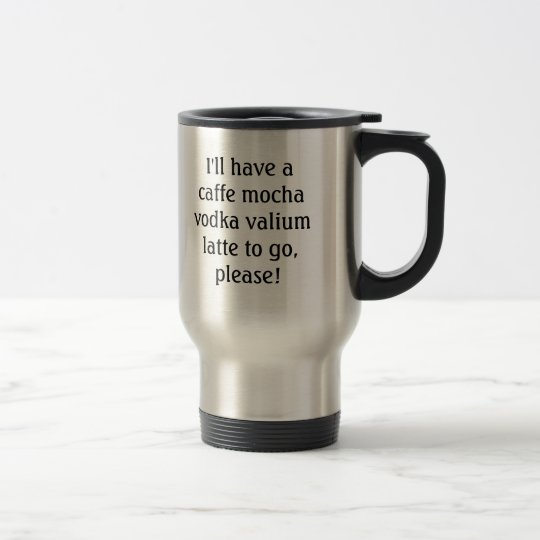 Caffe Mocha Travel Mug