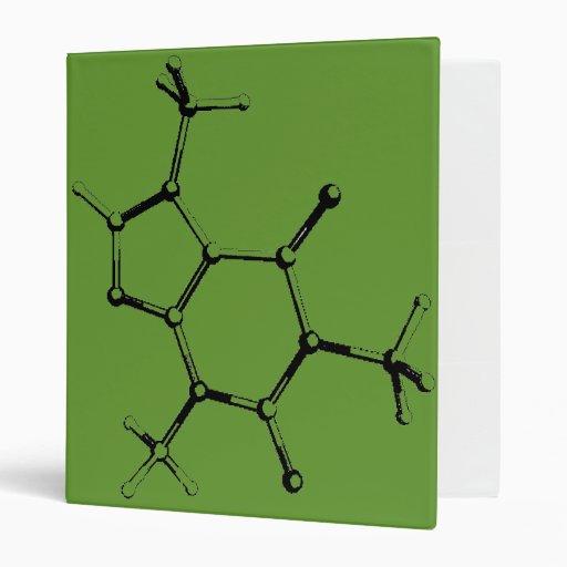 caffein_molecule, cafeína