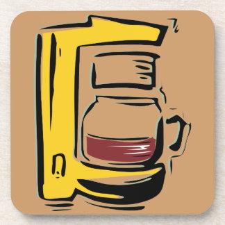 Caffeinated Coffee Pot Coasters