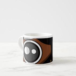 Caffeinated Space Travel Espresso Cup