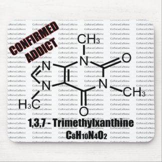 Caffeine Addict mousepad