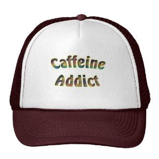 Caffeine Addict Trucker Hat