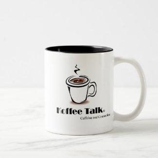 Caffeine and Connections - 15oz Mug