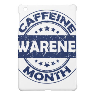 Caffeine Awareness Month - Appreciation Day Case For The iPad Mini