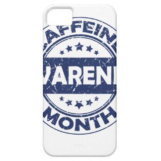 Caffeine Awareness Month - Appreciation Day iPhone SE/5/5s Case