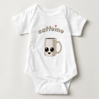 Caffeine! Baby Bodysuit