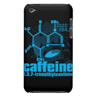 Caffeine Barely There iPod Cover