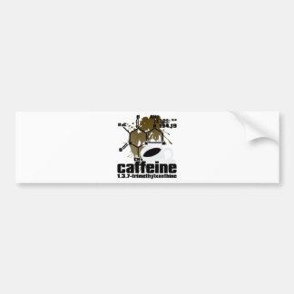 Caffeine Bumper Sticker